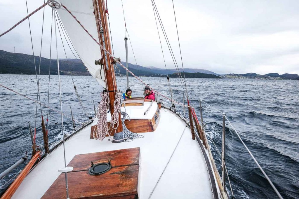 SAILING THE NORWEGIAN FJORDS on northtosouth.us