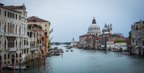 Grand Canal, Venice, Italy on northtosouth.us