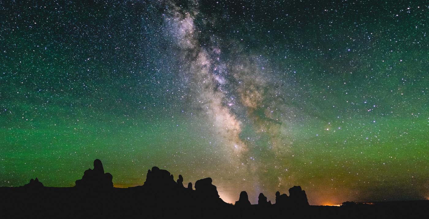 Arches National Park, Utah, USA on northtosouth.us