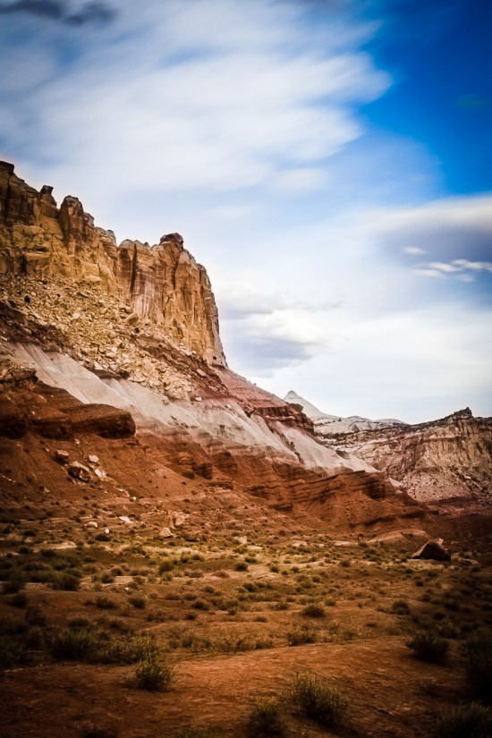 Capitol Reef National Park on northtosouth.us