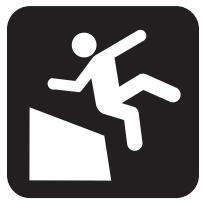 Long Drop-Offs Icon