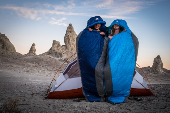 The North Face Cat's Meow sleeping bag on northtosouth.us