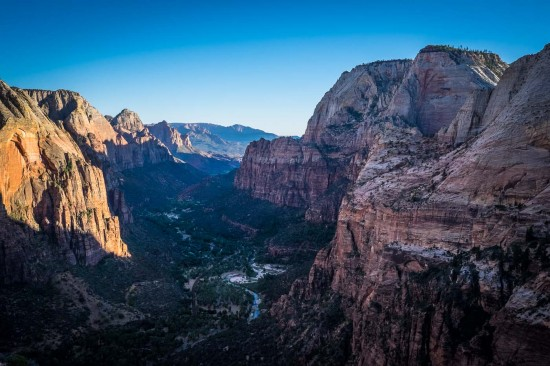 Angels Landing, Zion National Park, Utah, USA on northtosouth.us