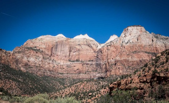 Zion National Park, Utah, USA on northtosouth.us