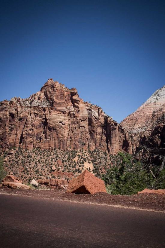 Zion National Park, Utah, USA on northtosouth.us