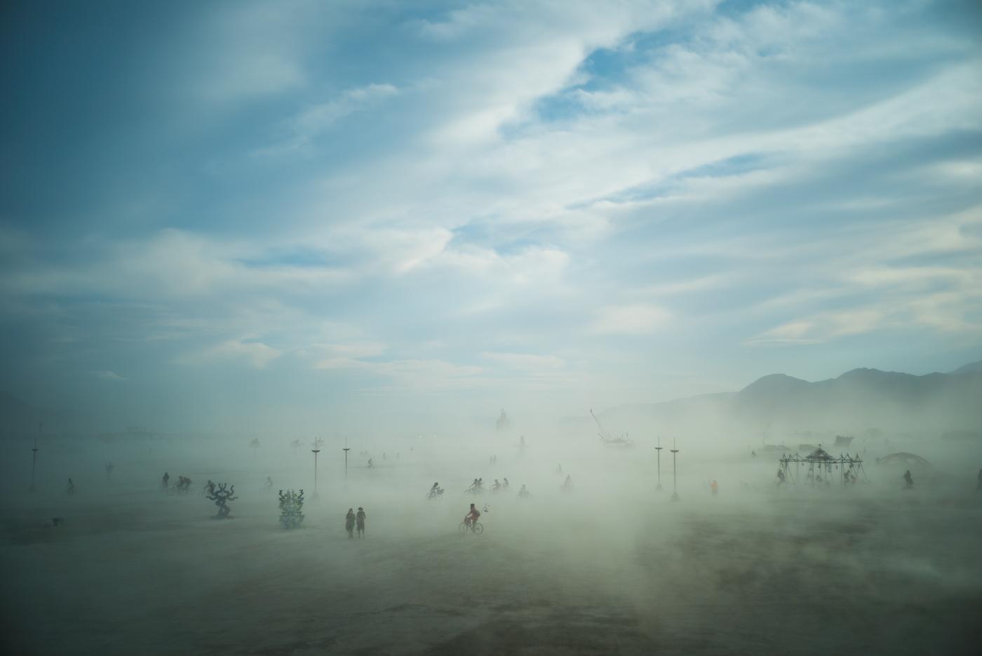 Dusty Playa, Burning Man 2014: In Dust We Trust - Photos of a Dusty Playa