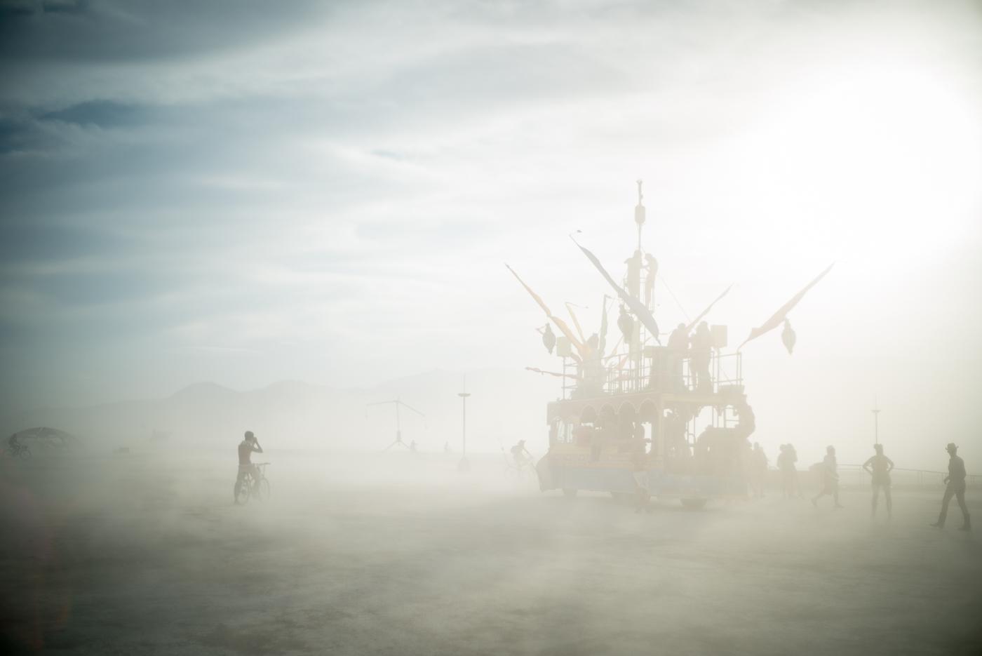 Dusty Vessel, Burning Man 2014: In Dust We Trust - Photos of a Dusty Playa