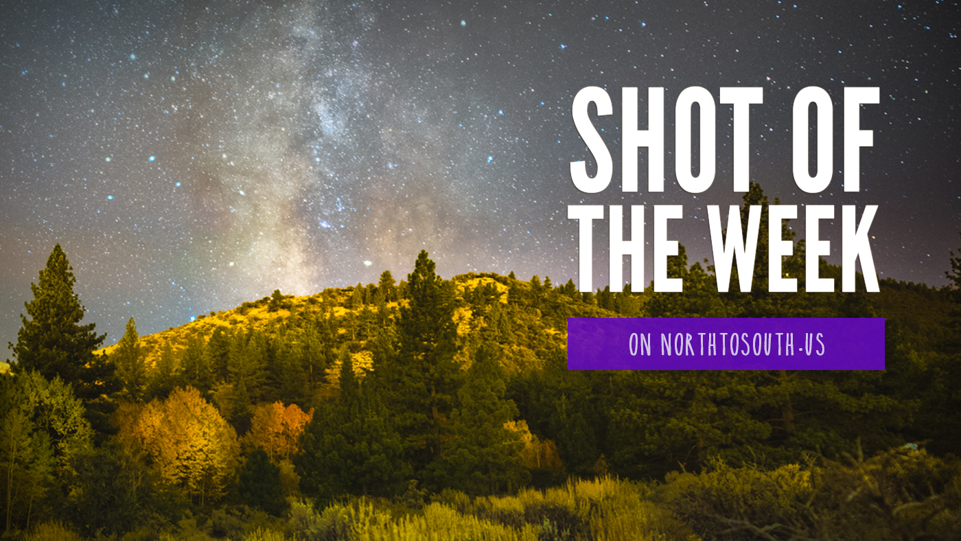 Shot of the Week: Autumn Milky Way on northtosouth.us