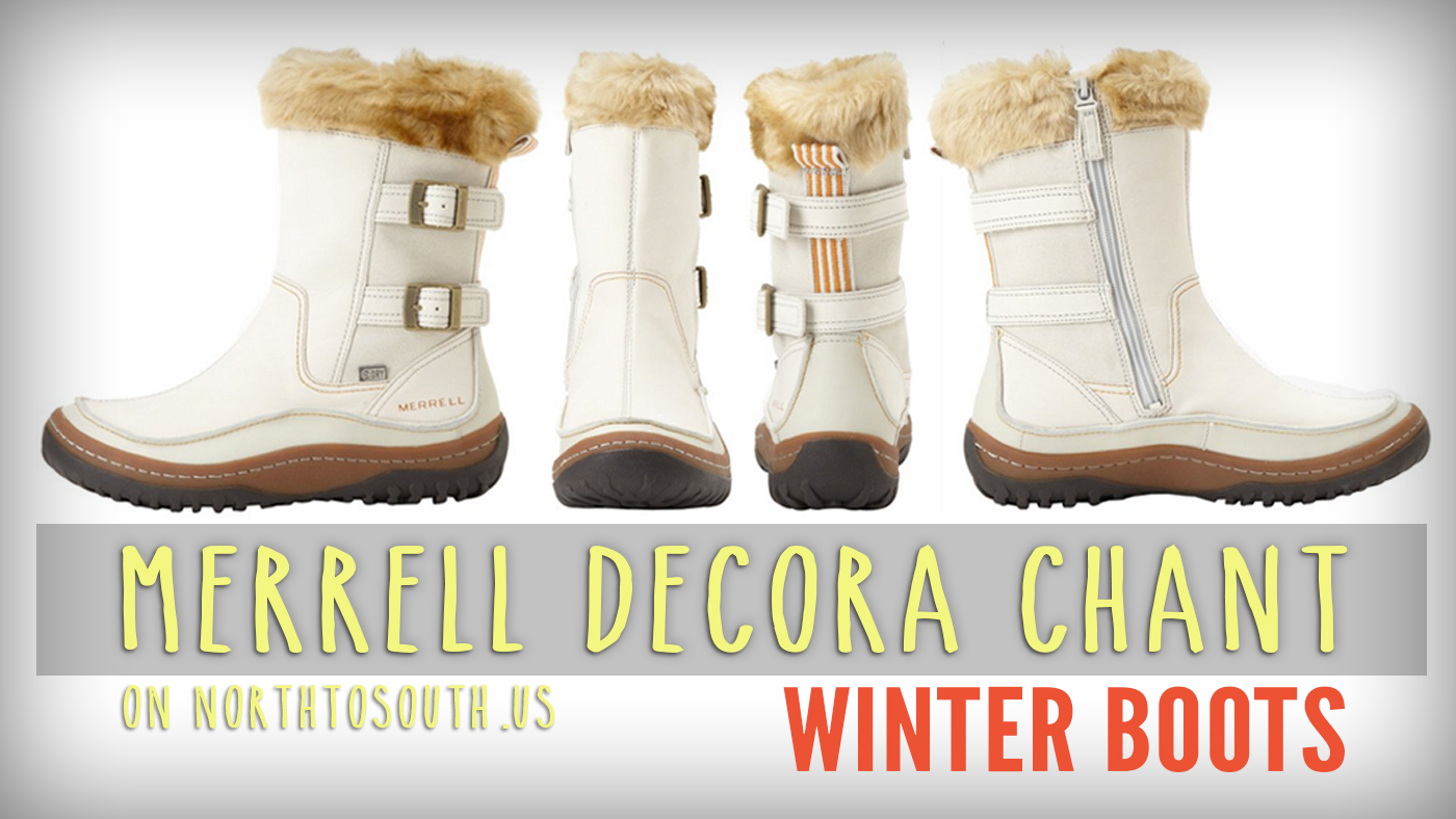 Merrell Decora Chant Keep Your Toes Toasty In Cold