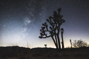 Milky Way at Joshua Tree National Park with the Sony RX-100 III