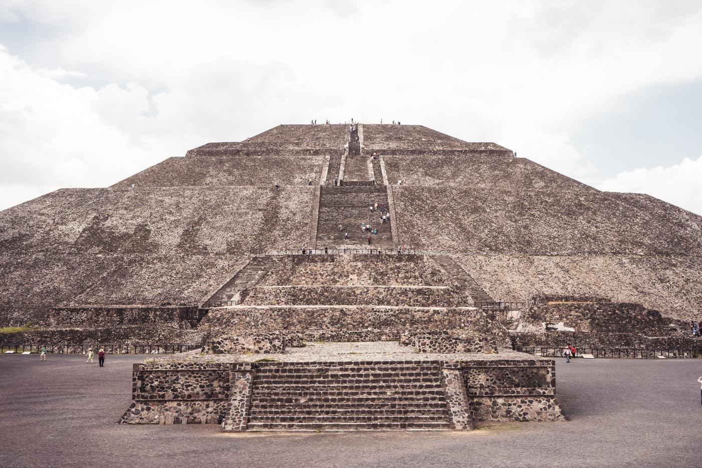 Pyramid of the Sun, Zona Arachaeológica de Teotihuacán