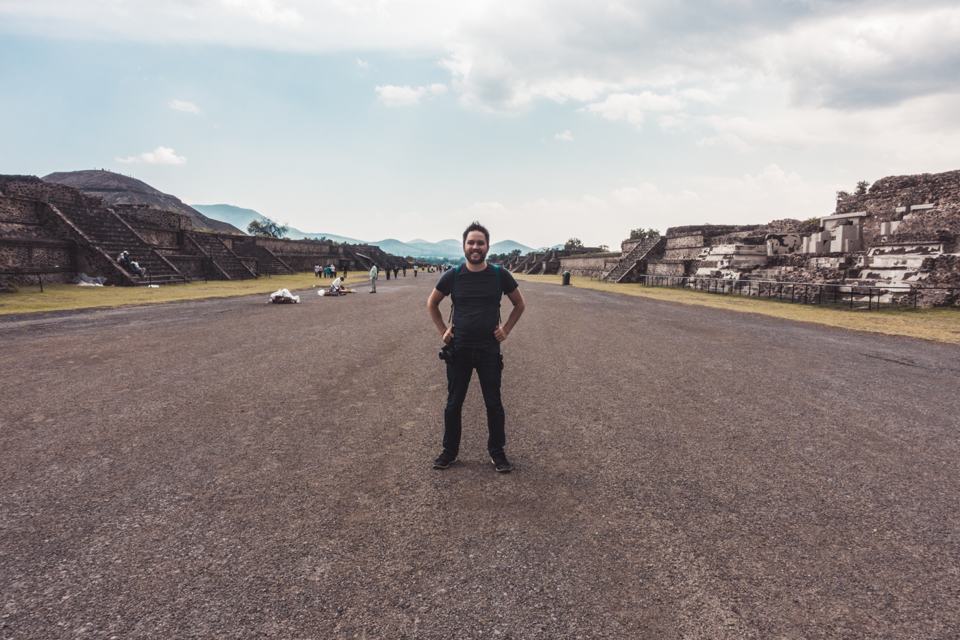 Avenue of the Dead, Teotihuacán