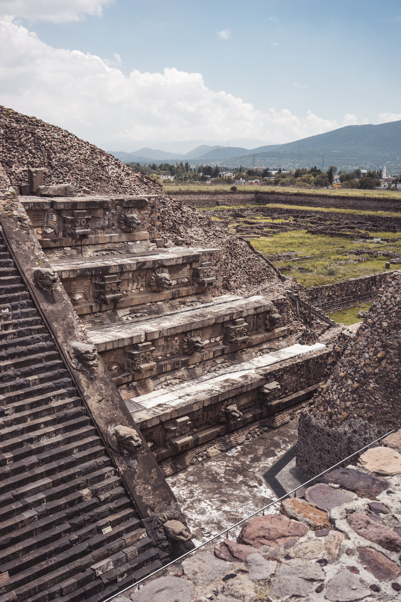 Where Men Become Gods: The Pyramids Of Teotihuacan, A