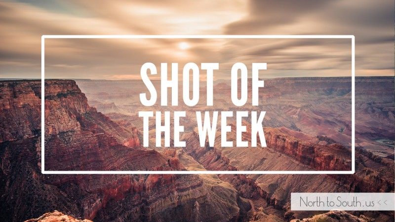 Shot of the Week: The Grandest of Canyons (Grand Canyon National Park, Arizona, USA)