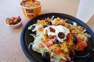 Taco Johns Taco salad