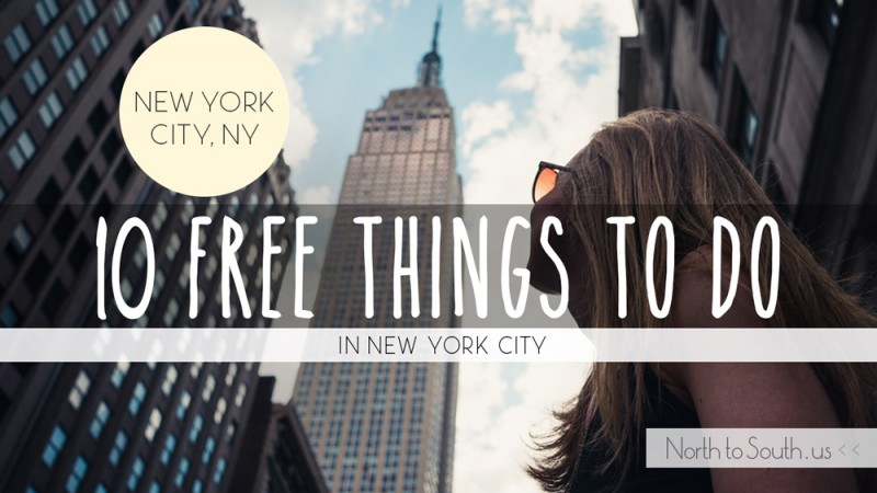 10 Free Things to Do in New York City