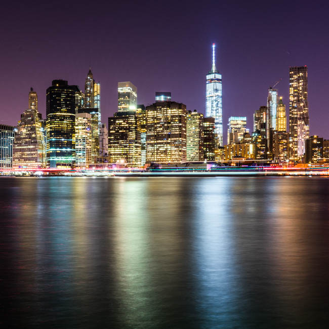 10 free things to do in new york city north to south for Best places to go in nyc at night
