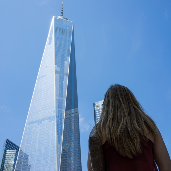 10 FREE Things to Do in New York City: Visit the 9/11 Memorial and One World Trade Center Building