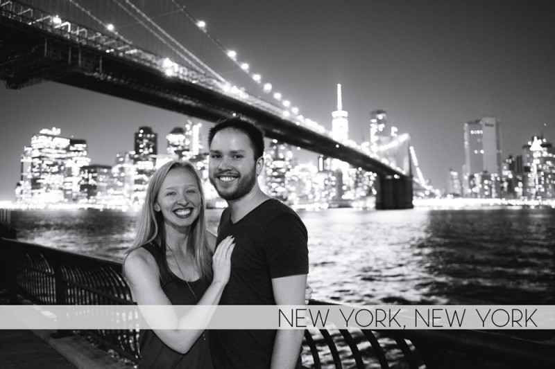 Diana Southern and Ian Norman in New York City