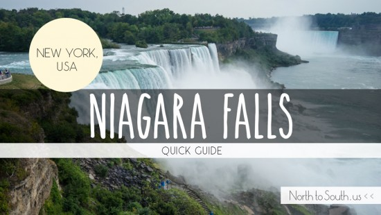 A Quick Guide to Niagara Falls: things to do, when to go, where to park, and more!