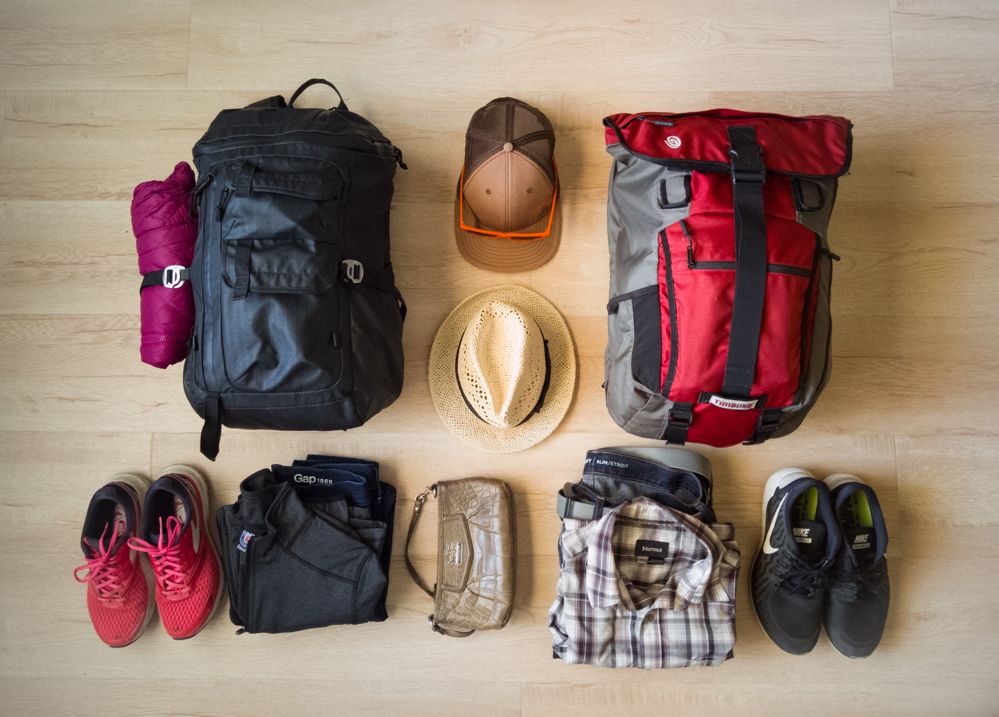 Backpacking Light In Europe: How We Packed In Just One Backpack Each For  Our Two