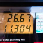 U.S. Road Trip Re-Cap: Week Nineteen -- Filling up the Yaris from (nearly) empty
