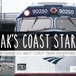 Amtrak's Coast Starlight: A Grand West Coast Train Adventure from LA to Seattle
