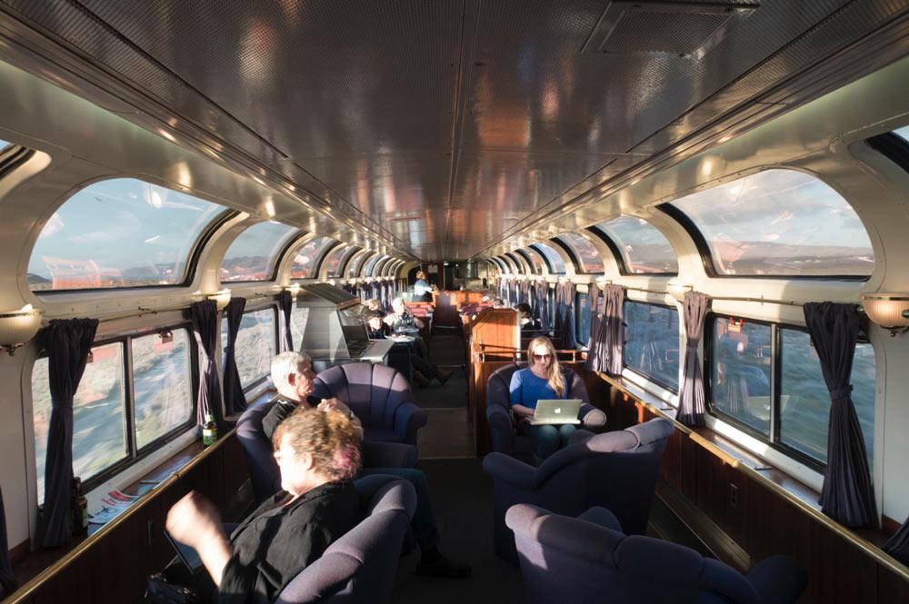A Grand West Coast Train Adventure On Amtraks