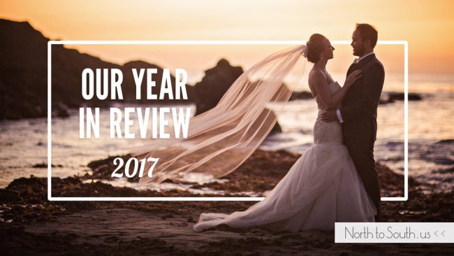 Our Year in Review: Our First Home and Saying 'I Do' [2017]