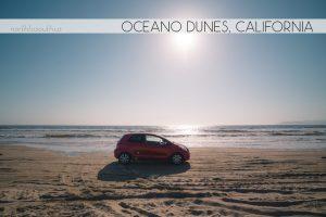 Oceano Dunes, California
