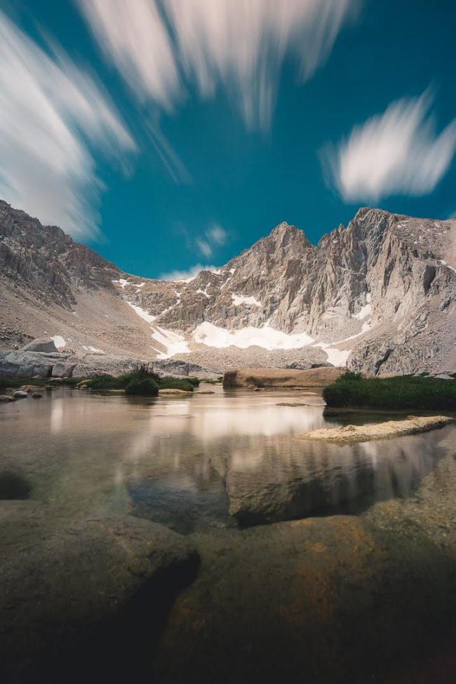 Camping at Consultation Lake - Hiking Mt Whitney with an Overnight Permit - northtosouth.us