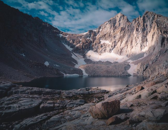 Camping at Consultation Lake on the Mt Whitney Trail - northtosouth.us
